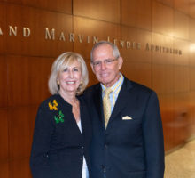 Helaine and Marvin Lender